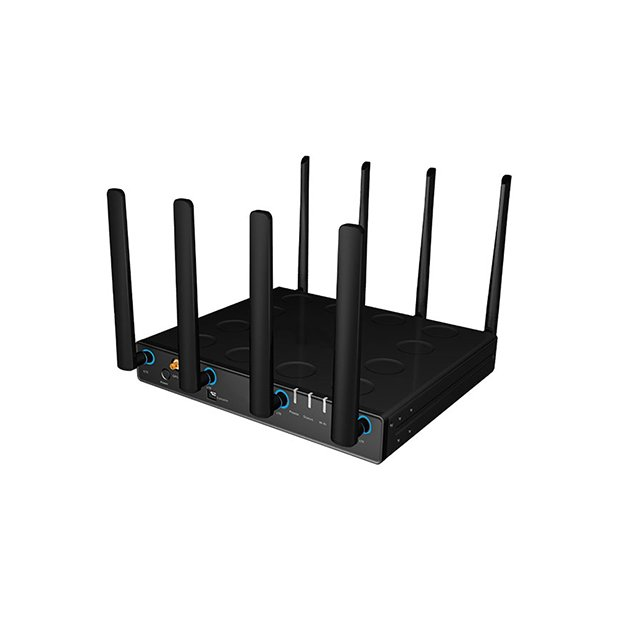 LTE + WiFi 6 Dual-Band Enterprise Indoor Router